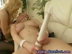 Annette Schwarz Lorelei Lee having blond part5