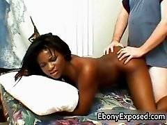 Black hottie with perfect tits pounded part4