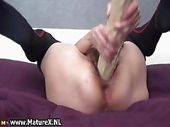 Horny mature housewife loves fucking part3