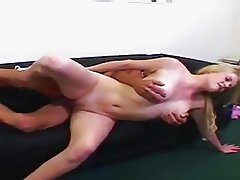 BLONDE ESTELLE LOVE TO FUCK A BIG LATIN MONSTER COCK