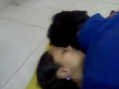 Indian cute college gf enjoyed by bf and friend