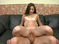 Sweet asian with fabulous pussy