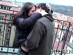 Pair has sex on camera