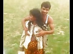 Desi Indian Big Boob aunty captured outdoor part 4