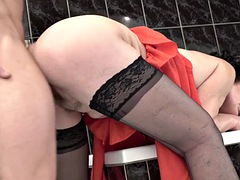 kinky sex with filthy mature mothers