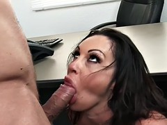 to get hired, you need to have a big cock
