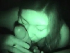 fucking the partner in nightvision