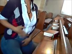 anal babsi in church