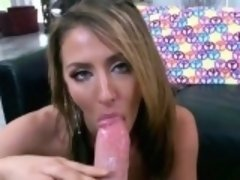 Curvy babe Sheena Shaw asshole pounded by huge cock