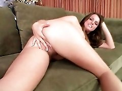 Teen Tori Black in erotic solo striptease