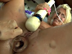 brooklyn lee is one of the sluts who are seen drilling their cunts