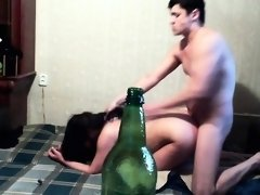 Brunette russian girl webcam