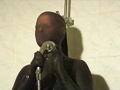 Shower in Encasement