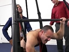 Hot straight men masturbation gay Teamwork makes desires