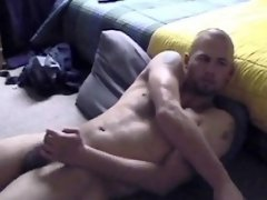Straight amateur punk jerksoff huge jizzload