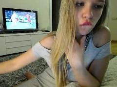 Amateur Teen Masturbating On Webcam 0185