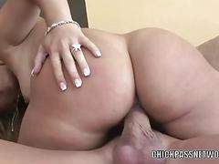 Kirra Lynne is getting her young pussy pounded
