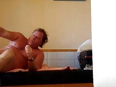 Kopfstand Wichsen in Vera Playa