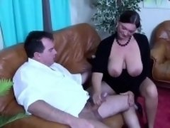 Julie showing juicy tits by DeutschePrivatvideos