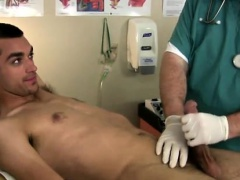 Nude male at the doctor gay Once he was totally nude the doc
