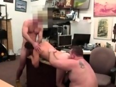 Chubby black men straight gay Guy ends up with ass fucking h