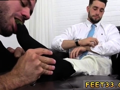 Free jacking off gay porn from soft to hard KC enjoys to hav