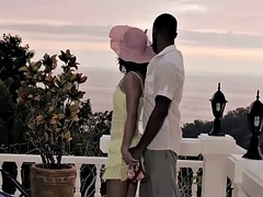 sensual babe julia roca has passionate interracial sex