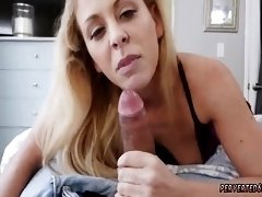 Teen gangbang big cock first time Cherie Deville in