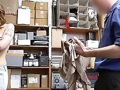 ShopLyfter  Thick Brunette Gets Fucked