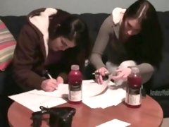 Inexperienced Teenager Audition Homemade