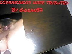 Videocumtribute to manosdrakakos wife katia by Goran37
