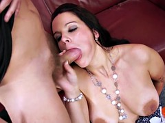 ShootOurSelf - Funny homemade sex with busty brunette