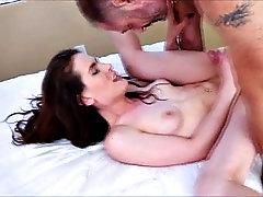 tgirls dped and cum covered!