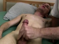 Boys rubbing their cocks together gay porn His breathing beg