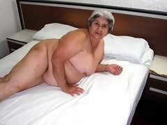 HelloGrannY Homemade Latin Granny Photos Slideshow