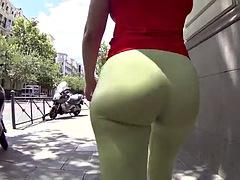 big ass spandex
