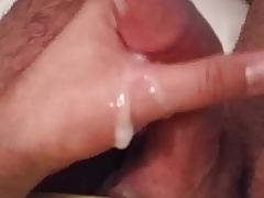 Cumming after edging