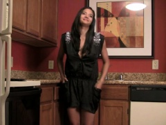 Juicy Indian Girls Shanaya In Black Erotic Outfits Getting