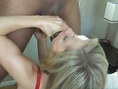 Wife Lets Black Strange Creampie Her