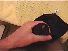 Black panty joy