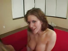 Isabella Soprano and Eve Lawrence busty threesome